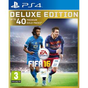 FIFA Deluxe Edition 50% korting [PS4]