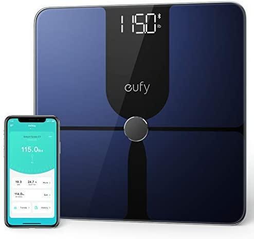 eufy Smart Scale P1, slimme personenweegschaal met Bluetooth