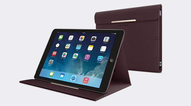 Logitech Turnaround Case (iPad Air) voor €9 (+ €4,95 verzendkosten) @ Afuture