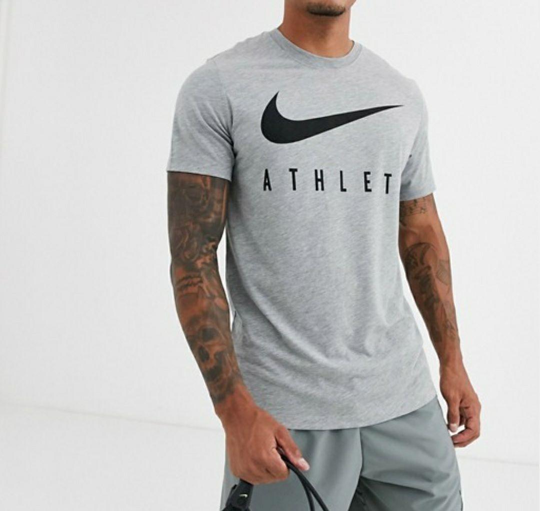 Nike Heren Dry Athlete Tee Shirt
