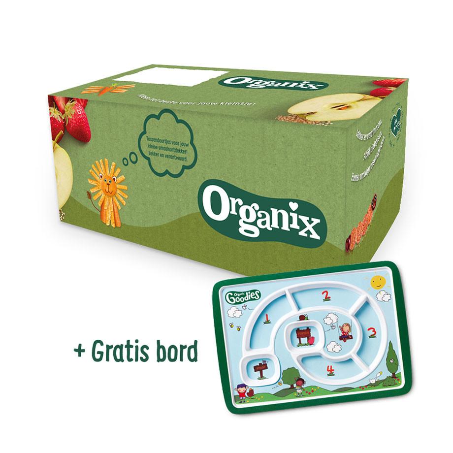 gratis knijpfruit met gebruiksaanwijzing @dewereldvanherobaby.nl