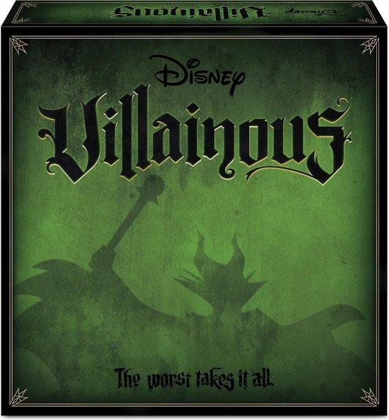 Disney Villainous Bordspel Engelstalig (speel een Disneyschurk) voor €33,09 @ bol.com