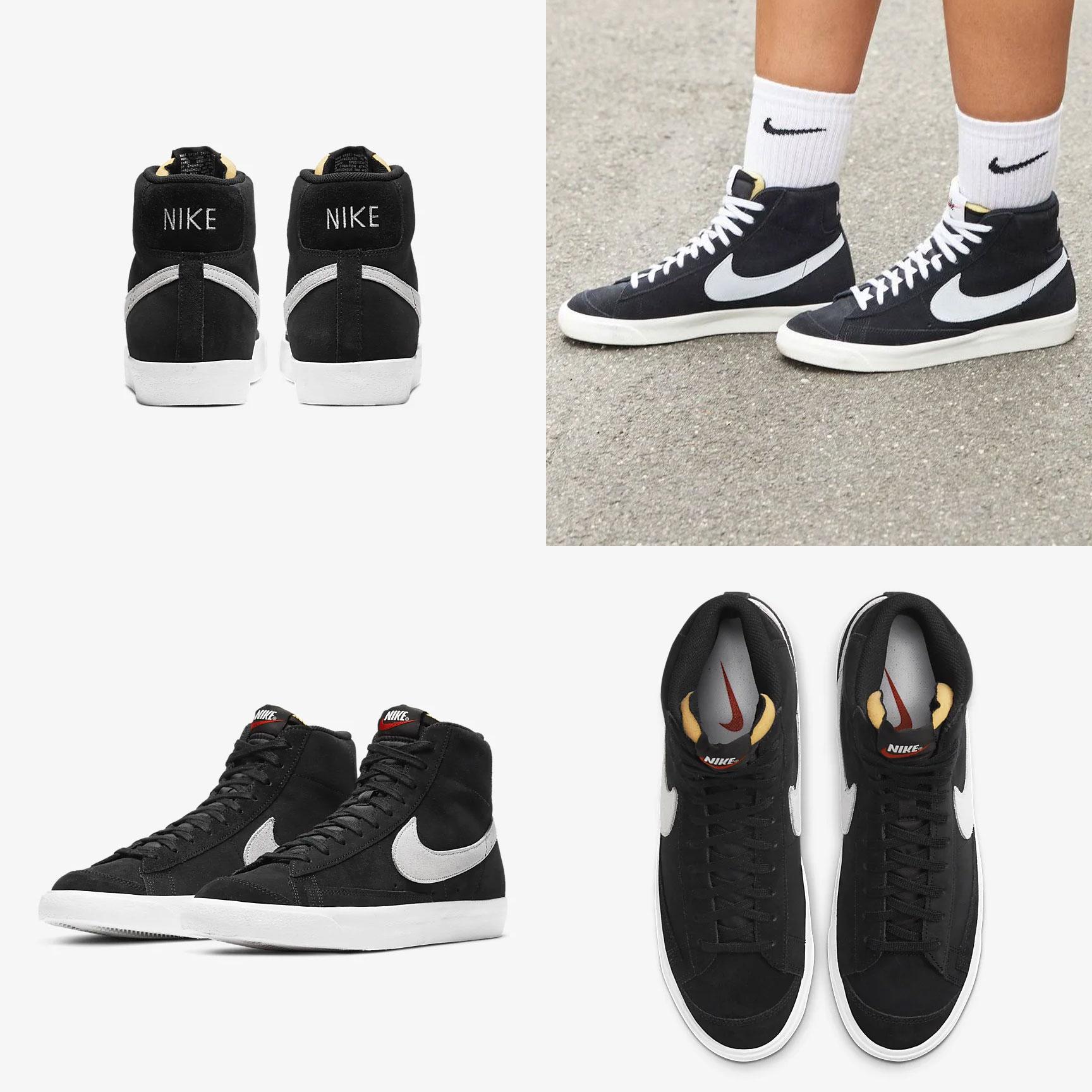 Nike Blazer Mid '77 Suede unisex sneakers @ NIKE