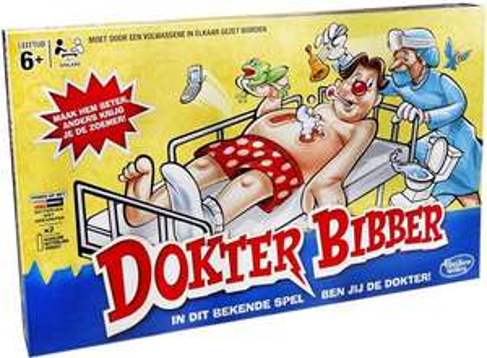 Dokter Bibber - Kinderspel @bol.com