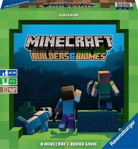 Ravensburger Minecraft builders & biomes - Bordspel @bol.com & @amazon.nl
