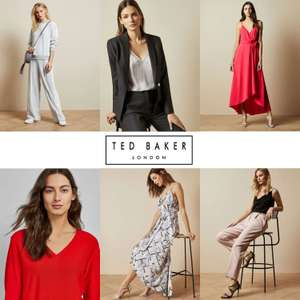 Ted Baker: 50-70% + 20% EXTRA @ MAISON LAB