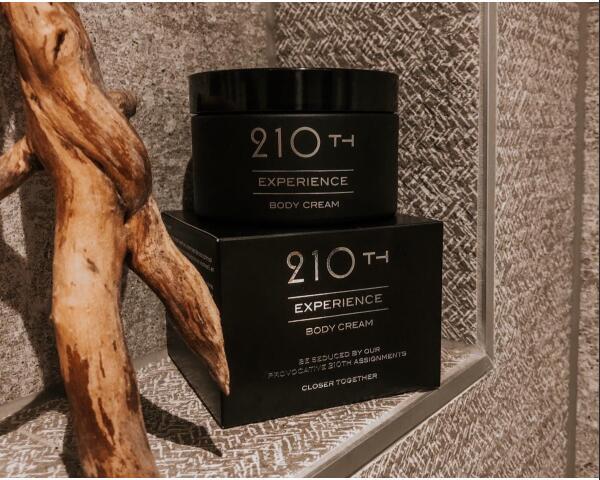 Gratis bodycream (twv 34,95) bij elke aankoop @ erotische webshop 210th