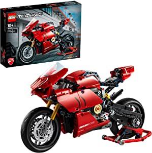 LEGO Technic 42107 Ducati Panigale V4 R @Trekpleister