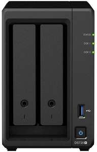 Synology DS720+ met 2x 4TB HDD (gereviseerd)