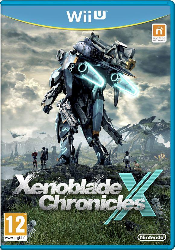 Xenoblade Chronicles X (Wii U) voor €46,50 @ Coolshop