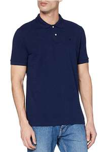 Scotch & Soda heren Piqué polo navy voor €13,74 @ Amazon.nl