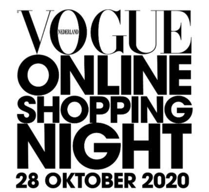 Vogue shopping night: 28 oktober 12:00-00:00