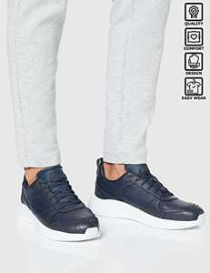 Care of by puma lederen sneakers