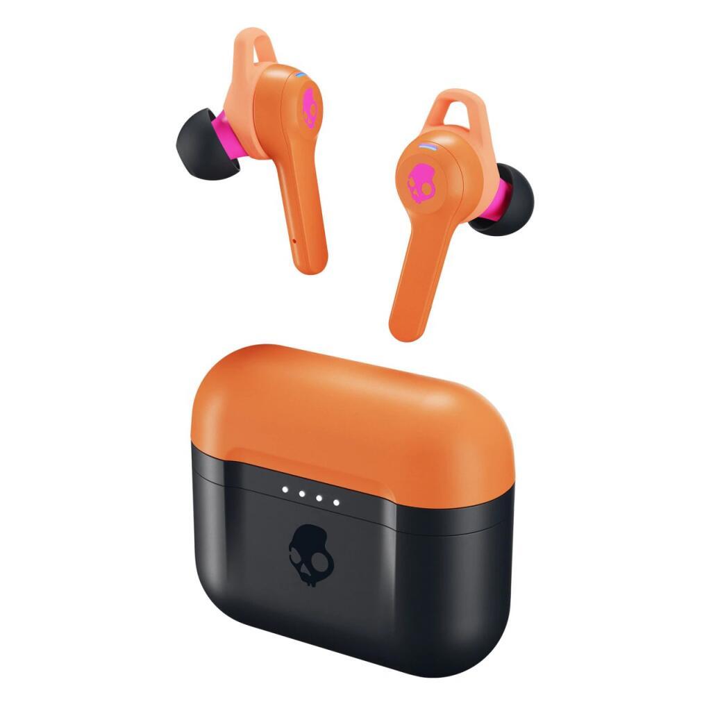 Skullcandy Indy Evo True Wireless Earbuds Limited Wild Orange @ Media Markt