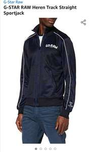 G-STAR RAW Heren Track Straight Sportjack