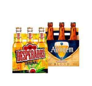 Affligem of Desperados 6-pack 2=1 @Plus