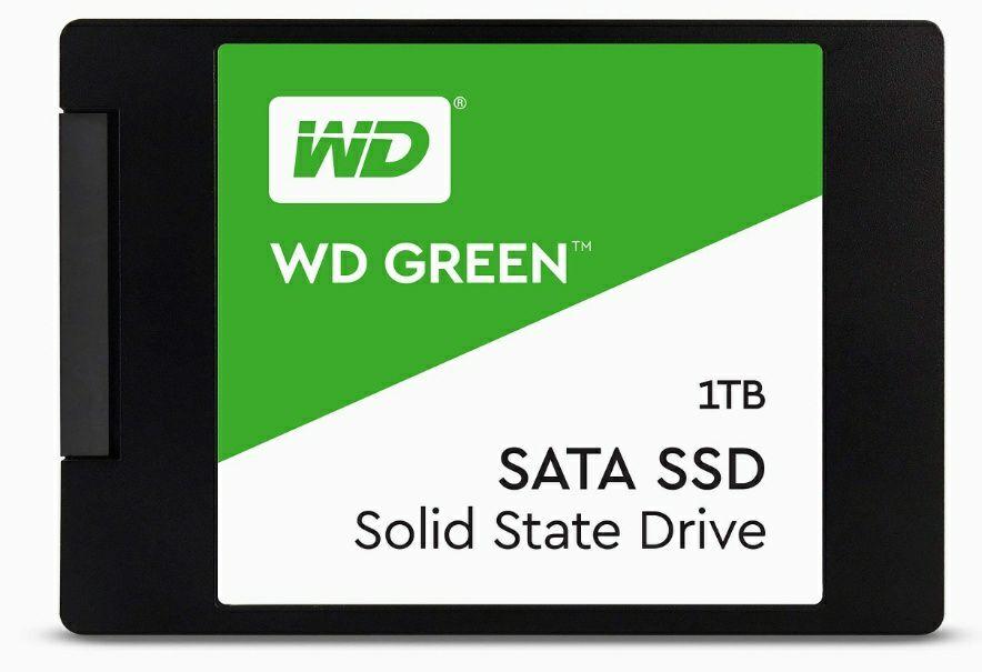 """WD Green SSD 2,5"""" 1TB"""