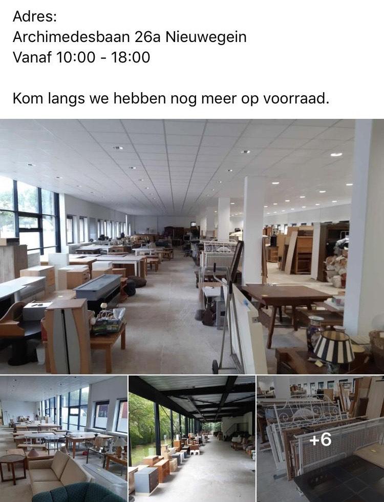 [Lokaa] Gratis meubels @Kringloop Archimedesbaan 26a Nieuwegein