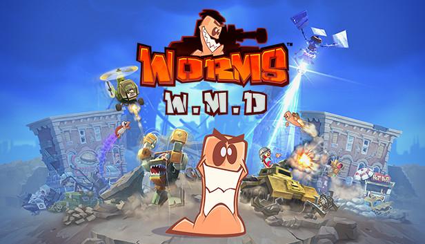 Worms W.M.D €7,49 @ STEAM