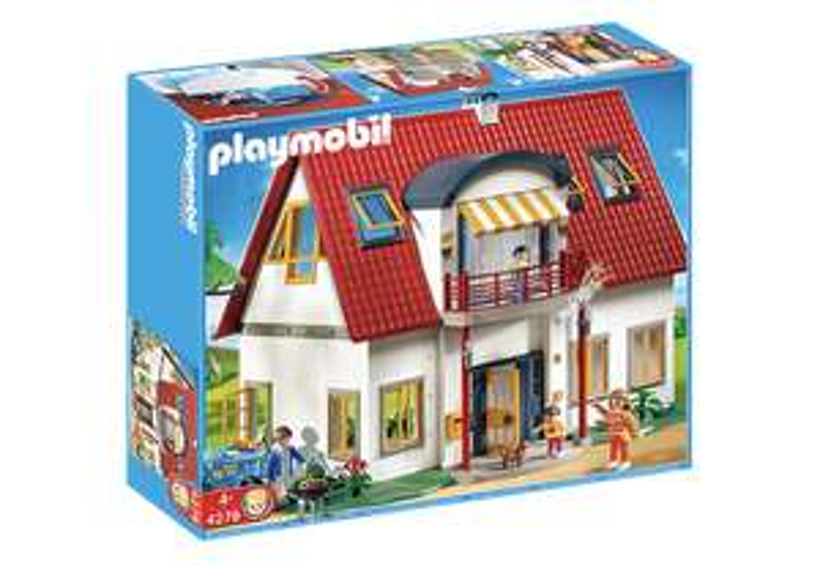 Playmobil Moderne Villa 4279