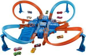 Hot Wheels Criss Cross Crash Speelset voor €31,28 @ Amazon.nl