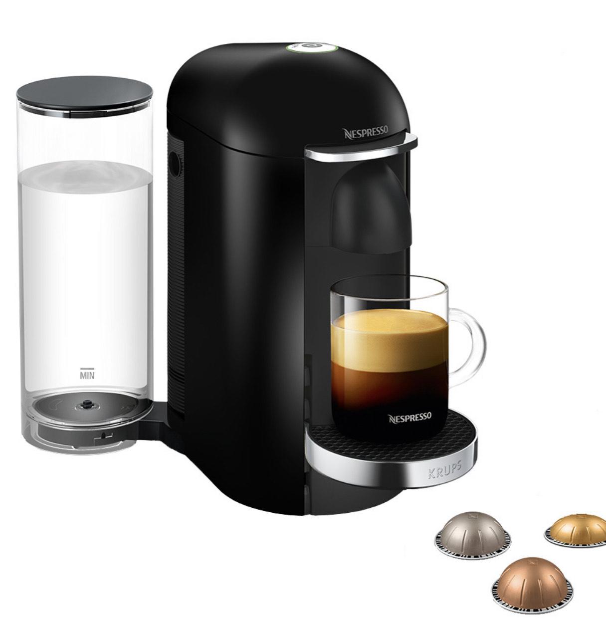 Nespresso Vertuo Plus Deluxe XN9008