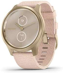 Garmin vivomove style goud/roze 42 mm smartmatch
