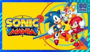 Sonic Mania PC €4,99 @ STEAM