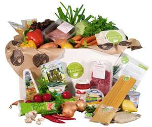 HelloFresh box voor 1 euro!