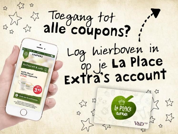 Nieuwe kortings coupons LaPlace week 50