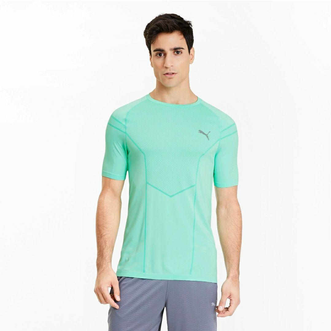 Puma Reactive evoKNIT training-T-shirt (Was €40,-)