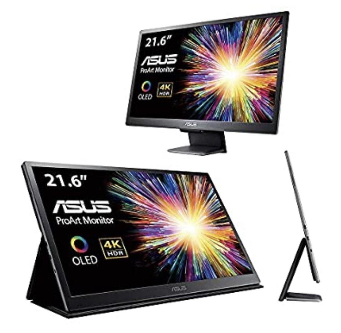 Asus ProArt PQ22UC OLED 4K Professional Monitor
