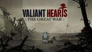 [Steam/PC] Valiant Hearts: The Great War €3,74 @Steam
