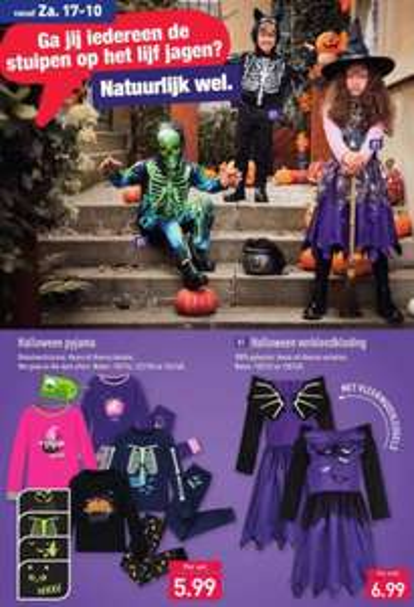 Halloween Pyjama of Verkleedkleding
