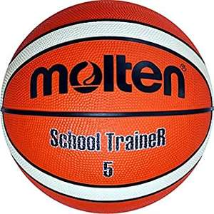 Molten Basketbal BG5-ST School Trainer maat 5 @Amazon NL