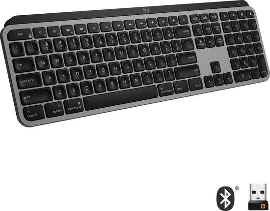 Logitech MX Keys for Mac (en Windows) voor €87,09 @ bol.com