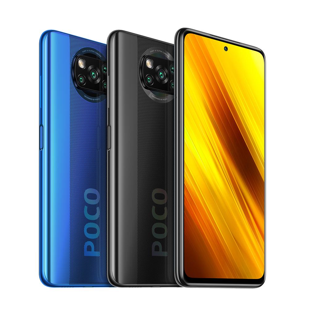Xiaomi Poco X3 64GB voor €189, 128GB voor €209