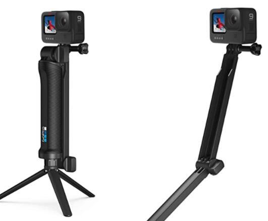 GoPro 3-weg houder - zwenkarm, handvat