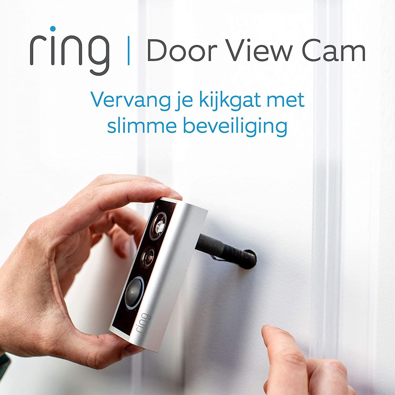 Ring Door View Cam Amazon prime day actie