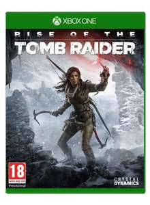 Rise of the Tomb Raider (Xbox One) voor €38,95 @ Coolshop