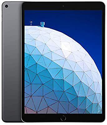 [Prime] Apple iPad Air (10,5‑inch, Wi-Fi, 256 GB) - Spacegrijs