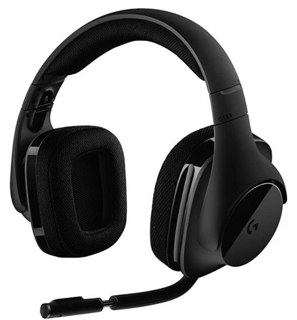 Logitech G533 Draadloze Gaming Headset