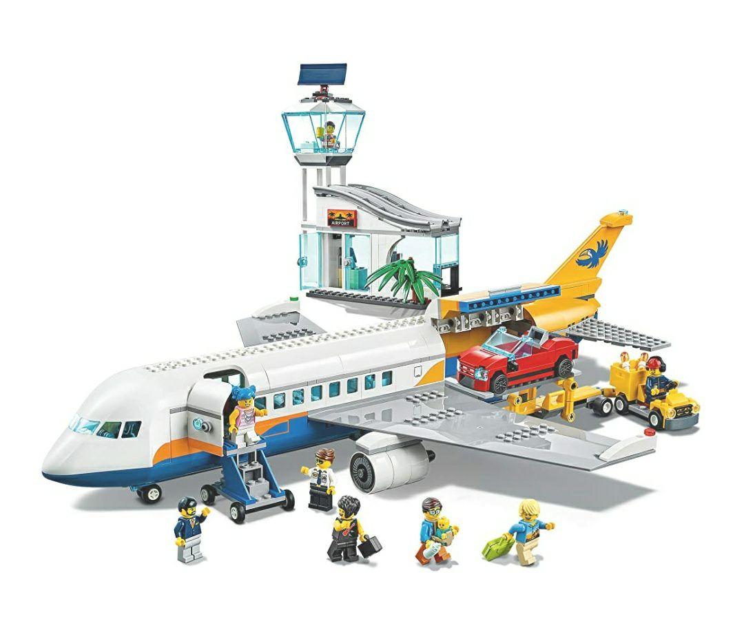 [prime deal] Lego Passagiersvliegtuig 60262