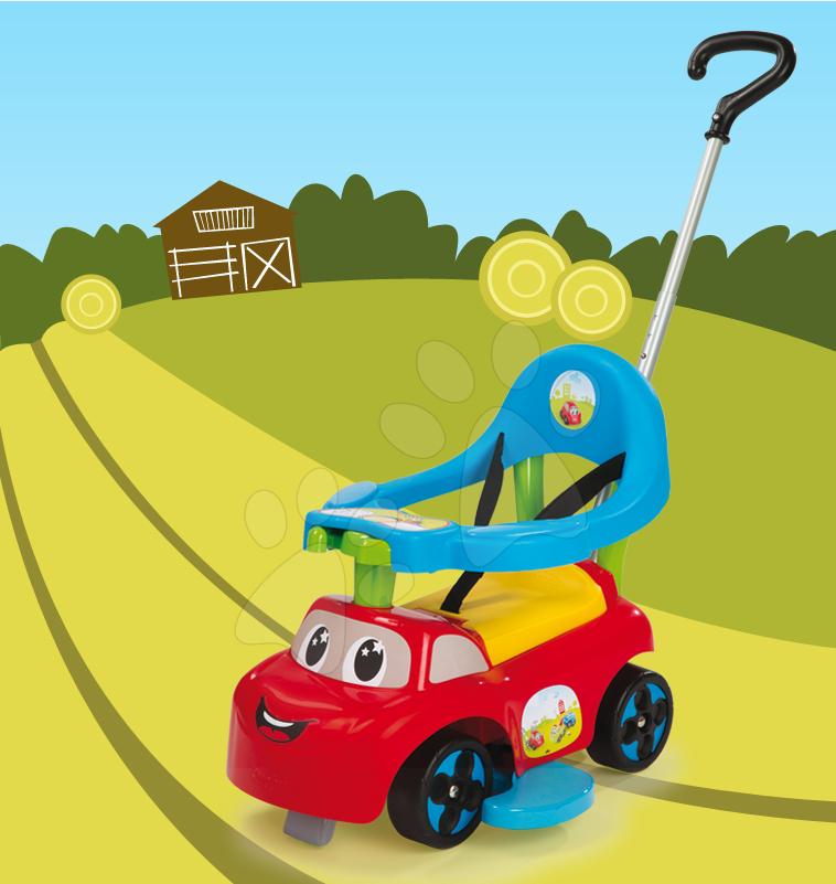 Smoby Auto Balade voor €15,72 @ Amazon.de
