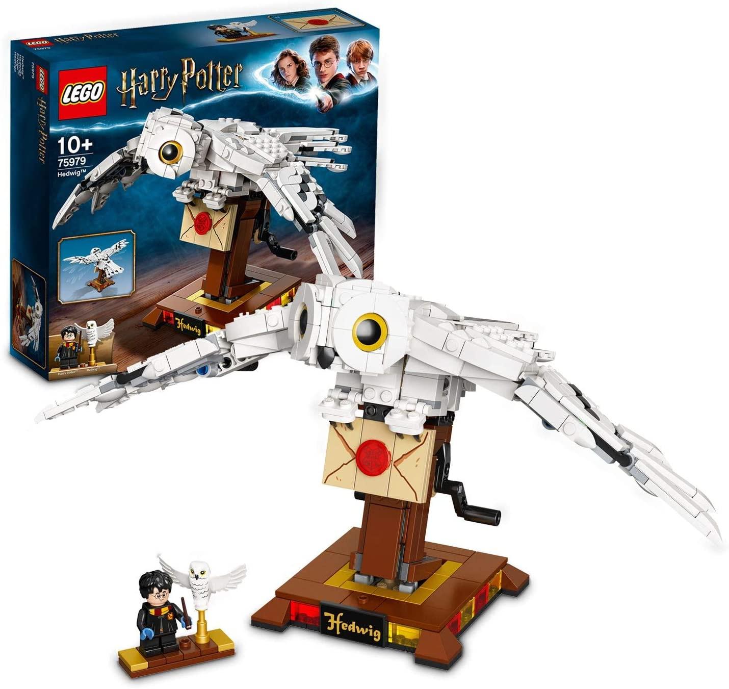 LEGO Harry Potter Hedwig - 75979 @ Amazon.nl
