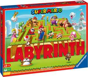 Ravensburger 260638 Labyrinth Super Mario (Amazon Prime)