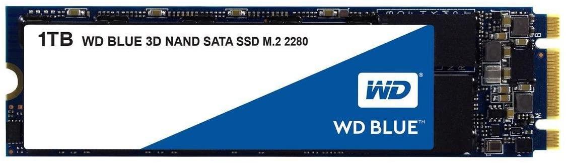 [Prime] WD Blue SSD 3D NAND 1TB M.2 @Amazon.nl