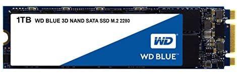 [Prime] WD Blue 3D NAND SATA SSD M.2 2280 1 TB