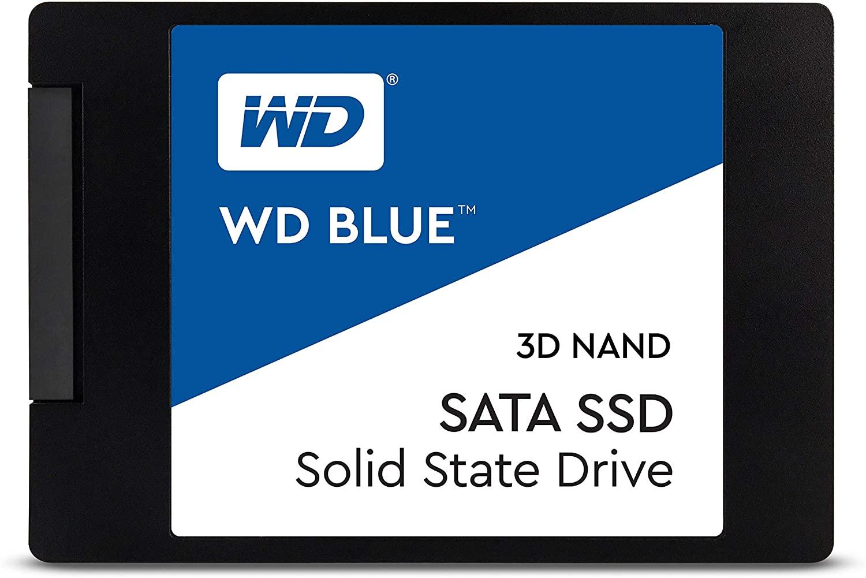 [Prime] Western Digital WDS200T2B0A SSD 3D Nand 2 Tb SATA 3 blauw