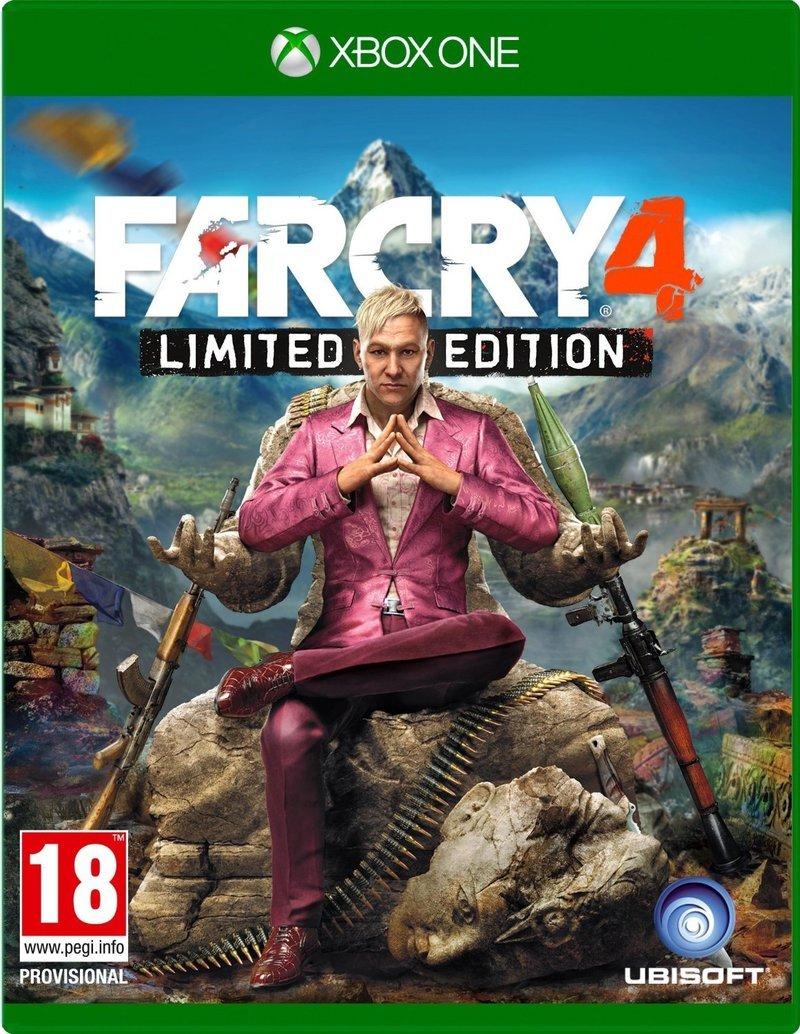 Far Cry 4 (PC) voor €10 - 360 / Xbox One  voor €7,50 @ Ubisoft (+€4,05 verzending)